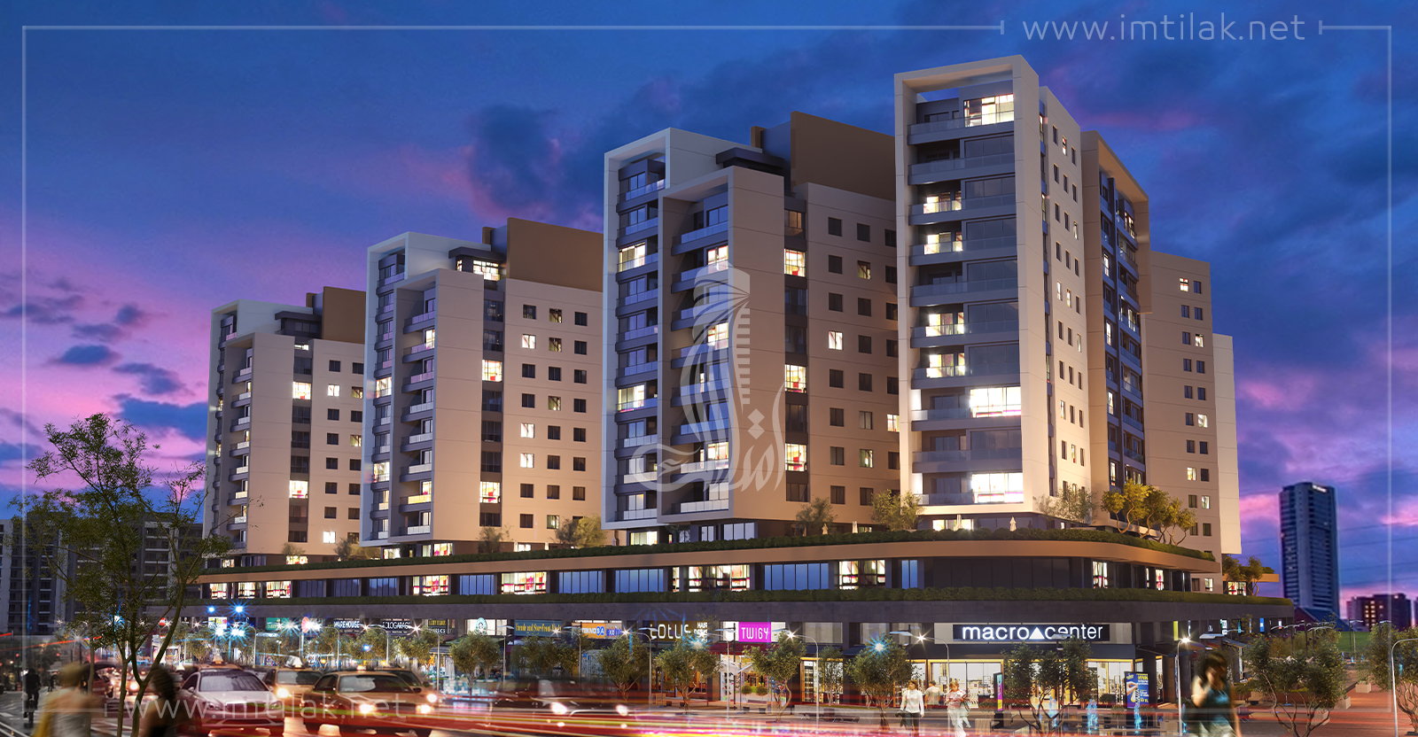 Terra Residence Project  IMT - 756
