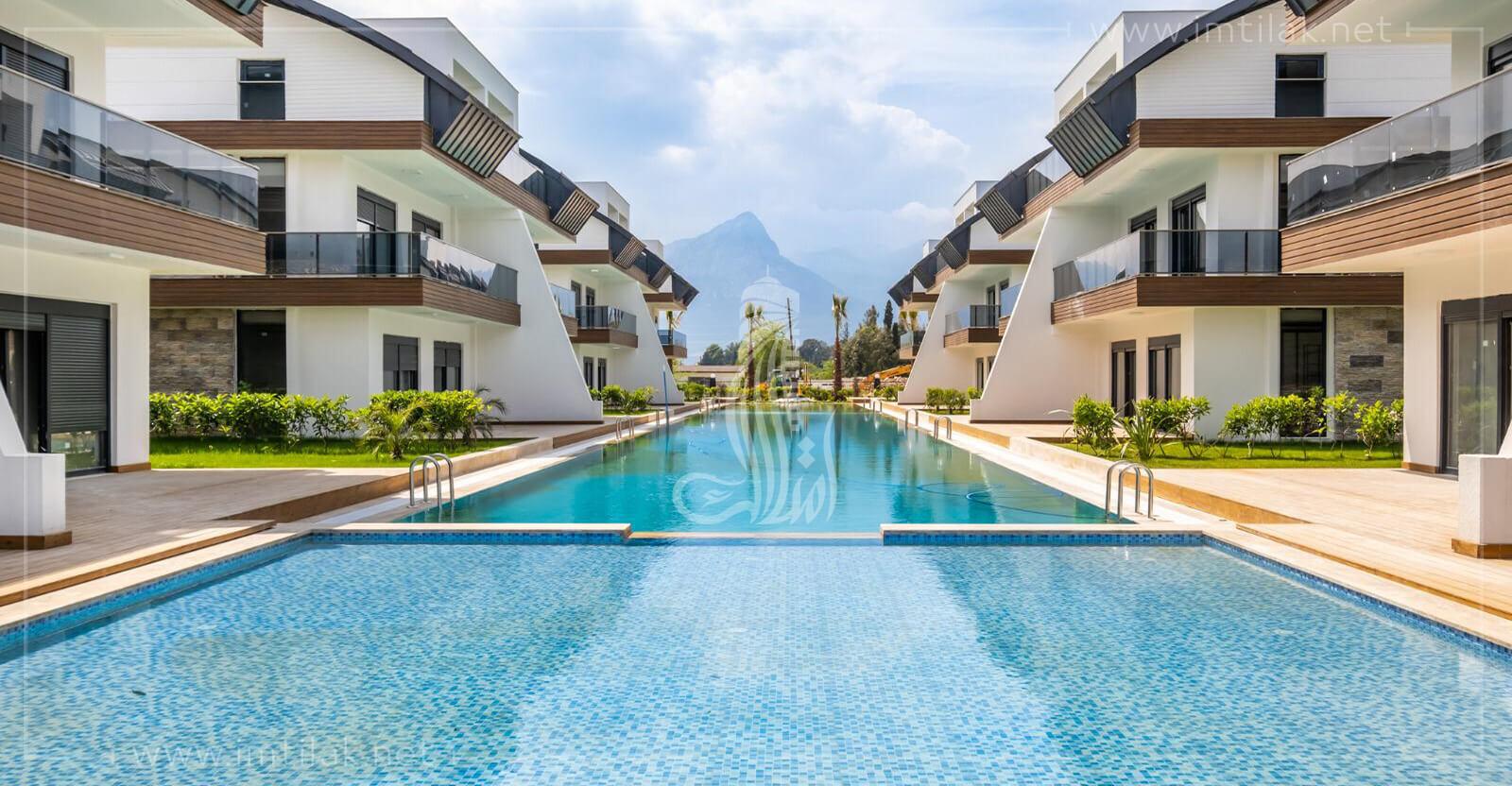 Antalya Marina Villas  769 – IMT