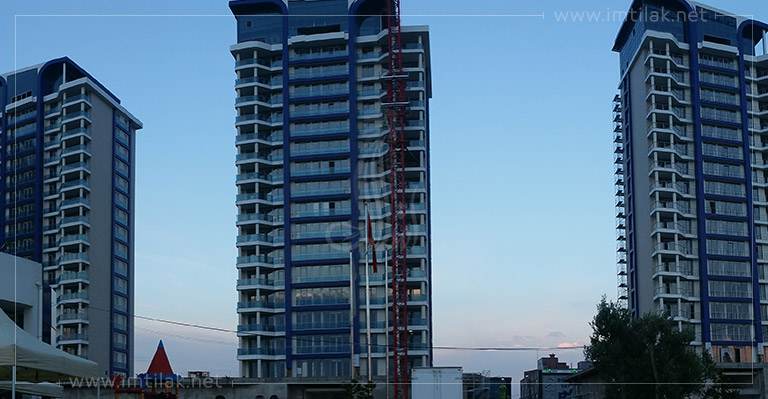 Istanbul Real Estate For Sale - IMT-75 Life Complex