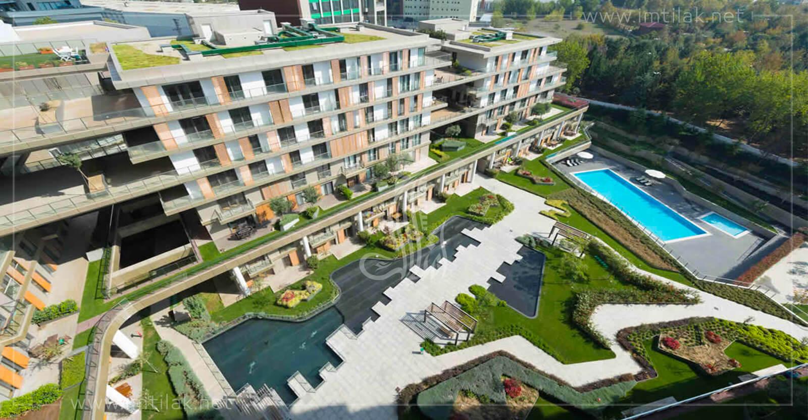 مجمع إسطنبول الخضراء  IMT - 285
