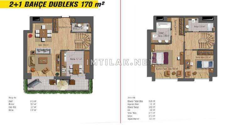 Luxury Real Estate Turkey Istanbul - Masaten Project
