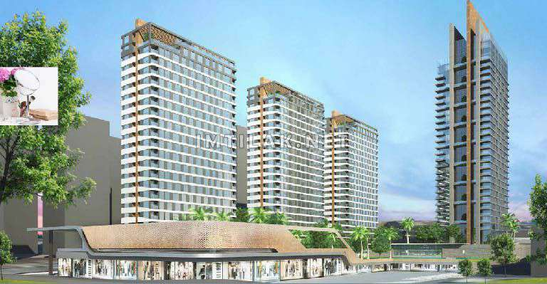 property for sale in Istanbul - E5 Towers Project