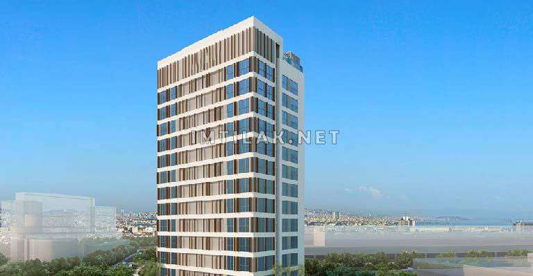 Istanbul Apartments For Sale-Bayram Pasha Towers Project IMT - 215