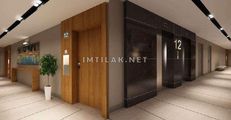 أبراج الحياة تبه IMT - 215 - عقارات اسطنبول بيرم باشا