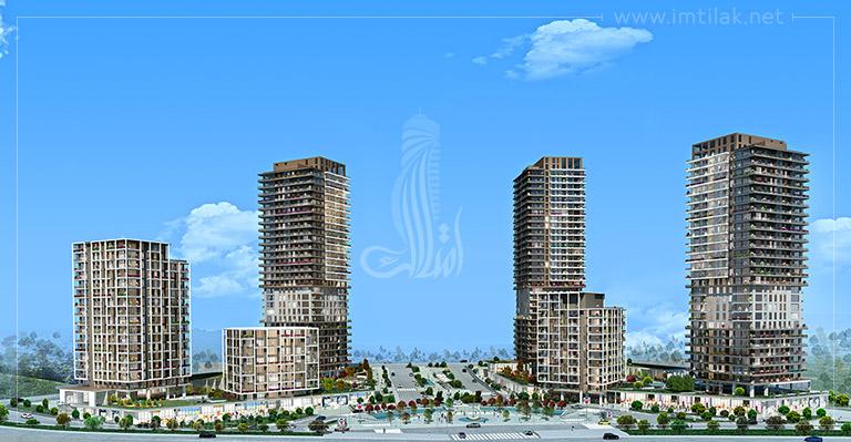 مجمع ميدان باشاك شهير IMT-135