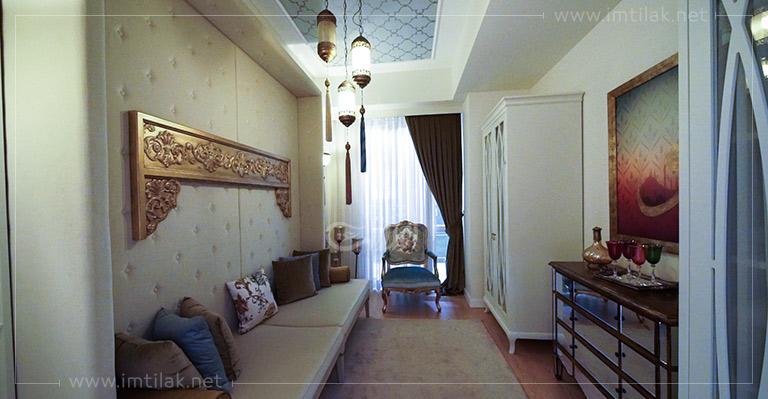 IMT-135 Basaksehir Square Residence