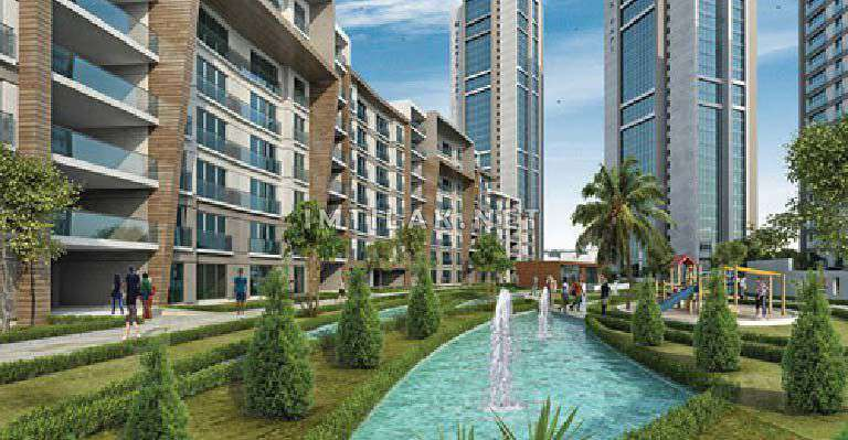 Houses For Sale In Istanbul Turkey-Metro Park Project