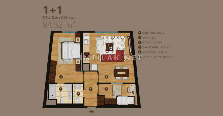 Cheap Apartments For Sale In Istanbul - Crystal Shahir