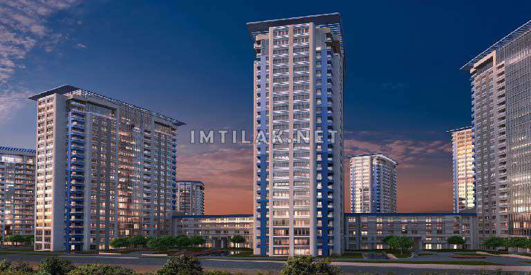 Property For Sale In Istanbul - Tima Garden Project