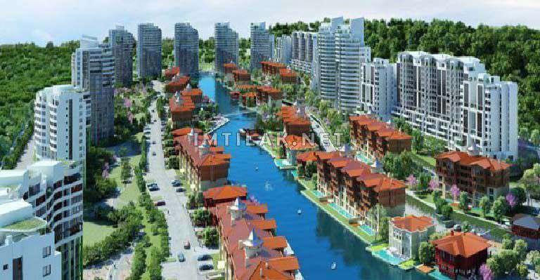 Property In Istanbul For Sale Bosphorus City Project