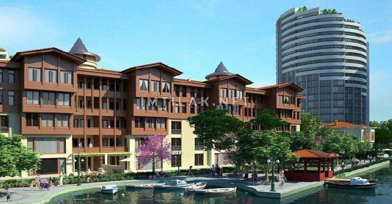 Property In Istanbul For Sale - Bosphorus City Project