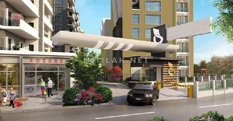 مجمع بكر كوي ستي IMT - 222 - شقق اسطنبول الجانب الأوروبي