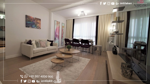 Apartments for sale in Istanbul, European side and Asian side at cheap prices