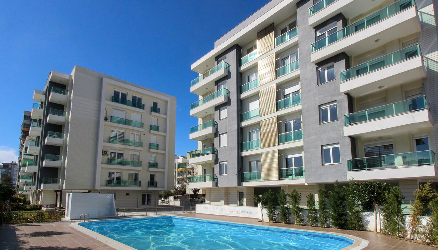 Advantages of buying an apartment in Antalya