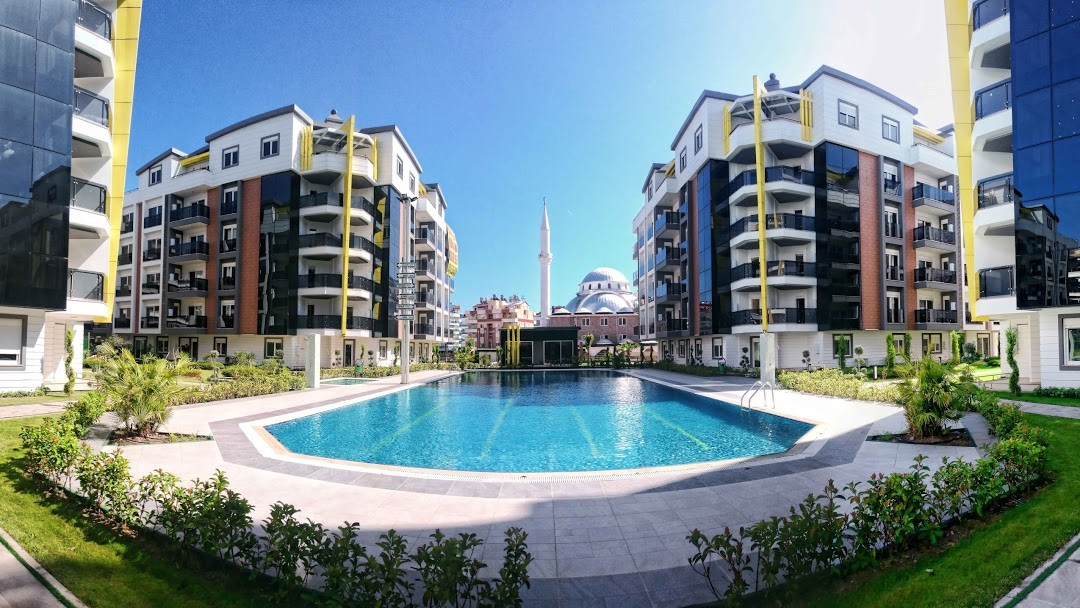 apartments for sale in installments in Antalya