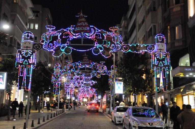 Kadikoy Baghdad Street
