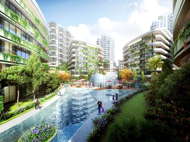 Apartments for sale in Bahcelievler Istanbul