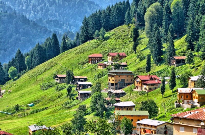 cheap lands for sale in Trabzon