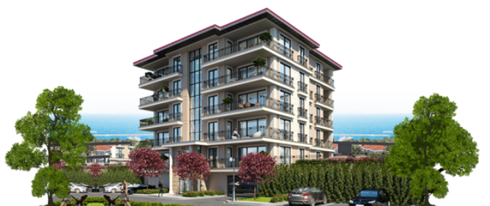 The project Master in istanbul if you see it, its features will charm you Properties Conforming to Turkish Citizenship Conditions